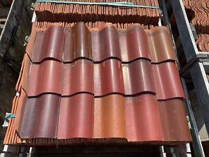 Glazed Ludowici Spanish Tile Roofing Amazing colors!