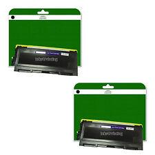 2 Cartucce Di Toner Nero per Brother dcp-8070 dcp-8085dn NON-OEM tn3280
