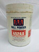 Winchester-Western Ball Powder Smokeless Propellant 452AA Empty Bin, USED