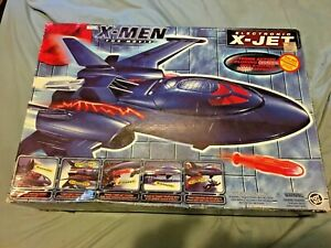 New, in Package, X-Men: The Movie Electronic X-Jet Blackbird