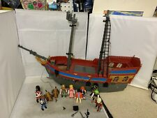 Playmobil Pirate Ship With Accessories