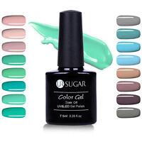 7.5ml UR SUGAR Nail Art Soak off UV Gel Polish LED Lamp   Green DIY