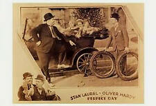 PERFECT DAY (Laurel & Hardy) MOVIE POSTER