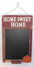 HOME SWEET HOME PRIMITIVE CHALK BOARD