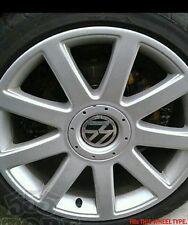 (Ensemble de 4) VW Wheel Centre Caps pour 9 et 12 Spoke Alliages .147 mm .56-58mm Raccord