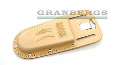 Bahco Leather Gardening Secateur/Pruners & Folding Saw Holster Quality Swedish