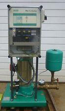 Druckerhöhungsanlage WILO FLA2106 21qm/h H 68m 7,5Kw Druckerhöhungspumpe Pumpe