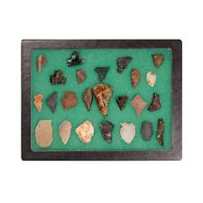 Prehistoric Coeur d'Alene Points Collection of 24