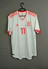 Spain Jersey Authentic 2018 2019 Player Issue XL Shirt Mens Adidas BR2687 ig93