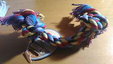 Cuerda anudada juguete para perro perros