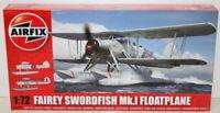 Airfix 1/72 Scale A05006 Fairey Swordfish MK1 Floatplane - Kit Factory Sealed