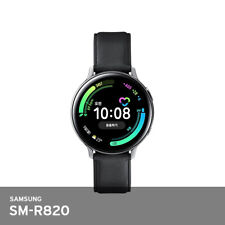 "Samsung SMR820 WiFi Galaxy Watch Active2 44mm 1.15GHz 4Gb 1.4"" 340mAh 44g Silver"