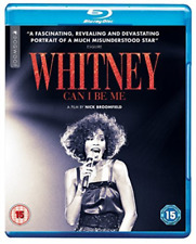 Whitney Can I Be Me Blu-ray DVD Region 2