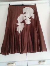 B Young skirt with applique detail size 10
