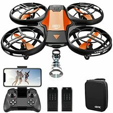 V8 Mini Drone With 720P HD Camera For Kids, FPV 2.4G WiFi, Upgraded