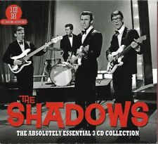 The Shadows - Absolutely Essential 3-CD Collection