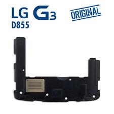 "Carcasa Intermedia con Altavoz Musica Negro ORIGINAL LG G3 D855 ""Despiece"""
