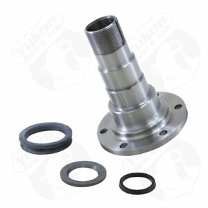 Yukon YP SP706529 Front Spindle Replacement For Dana 44 And GM 8.5 Inch NEW