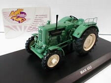 Schüco Landwirtschaftsfahrzeug-Modelle von MAN