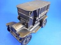 Banthrico Metal 1915 Ford Truck Car Bank NICE!!