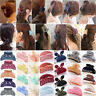 Women Large Acrylic Pearl Hair Claw Clips Barrette Crab Clamp Hairpin Hairdress