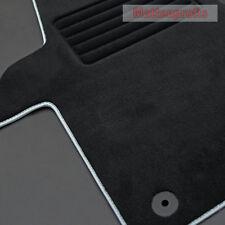 Nattes pros premium velours tapis de sol pour vw t6 Caravelle 3-siège à partir de Bj. 2015 silb