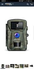 12MP 1080P Trail Wildlife Camera Trap with Infrared Night Vision - Camouflage