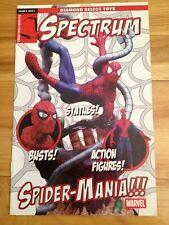 Diamond Select Toys spectrum # 2 ,  2004  spiderman cover
