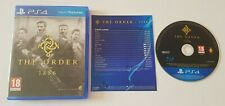 THE ORDER 1886 PS4 PLAYSTATION GAME WAR SHOOTER ACTION ADVENTURE GIFT PRESENT