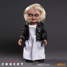 "Child's Play Bride Of Chucky Tiffany 15"" Mezco Talking Mega Scale Doll w/ Sound"