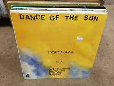 Eddie Marshall Dance of the Sun vinyl LP EX Holland pressing Bobby Hutcherson