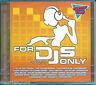 For DJS Only 2005/01 (2005) 2CD NUOVO Gabry Ponte. David Morales T&F e Moltosugo