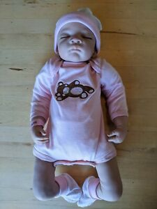 As new The Ashton-Drake Galleries life like reborn baby doll girl twin Madison