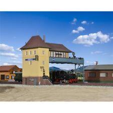 * Kibri scala N 37811 Casello Segnale posto di blocco Brüchenstellwerk Krefeld