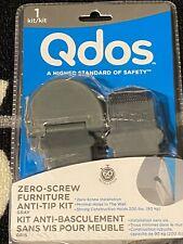 Qdos Zero-Screw Furniture Anti-Tip Kit