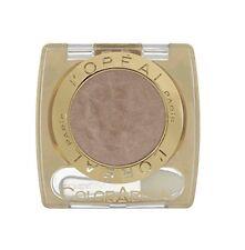 L'oreal Color Appeal Single Eye Shadow Crome Shine Foam APLICATOR 152 Platinum Beige