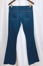 7 Seven For All Mankind 7FAMK  A Pocket Bootcut Jeans Womens Size 28