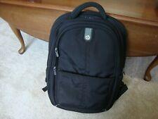 """HP Backpack Laptop Computer Case Bag Business Briefcase  Bag 18"""" High Black"""