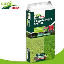 Cuxin DCM 20kg Rasendünger Spezial grün Eisen Wachstum Spielrasen Magnesium
