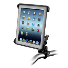RAM Tab-Tite Handlebar U-Bolt Mount for Apple iPad Gen 1-4
