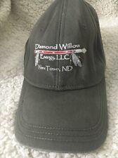 Brown Diamond Willow Energy New Town North Dakota Baseball Cap Dri-Duck