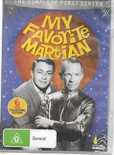 DVD NIP My favorite martian 6 disc collectors edition complete first series
