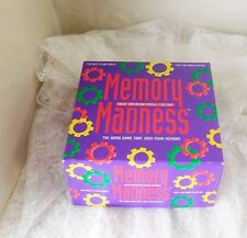1994 Great American Puzzle Factory - Memory Maddness Board Game #778 - EUC