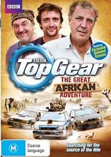 Top Gear - The Great African Adventure (DVD, 2013) R4 New, ExRetail Stock (D159)