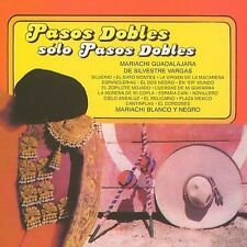Pasos Dobles Con Mariachi by Silvestre Vargas (CD, Sep-2002, Peerless MCM)