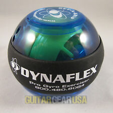DYNAFLEX PRO GYRO HAND EXERCISER + POWERBALL CD + CORD
