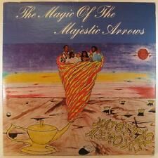MAJESTIC ARROWS The Magic of.. Bandit BR1414K Orig Private Press Soul LP Record
