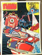 Phish Curveball Festival Watkins Glen Ny Your Cinema Poster Ap #/75 Not Pollock