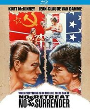 No Retreat No Surrender (1986) (2017, REGION A Blu-ray New)