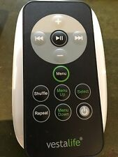 VESTALIFE IPOD/IPHONE SPEAKER DOCK REMOTE CONTROL  FIREFLY